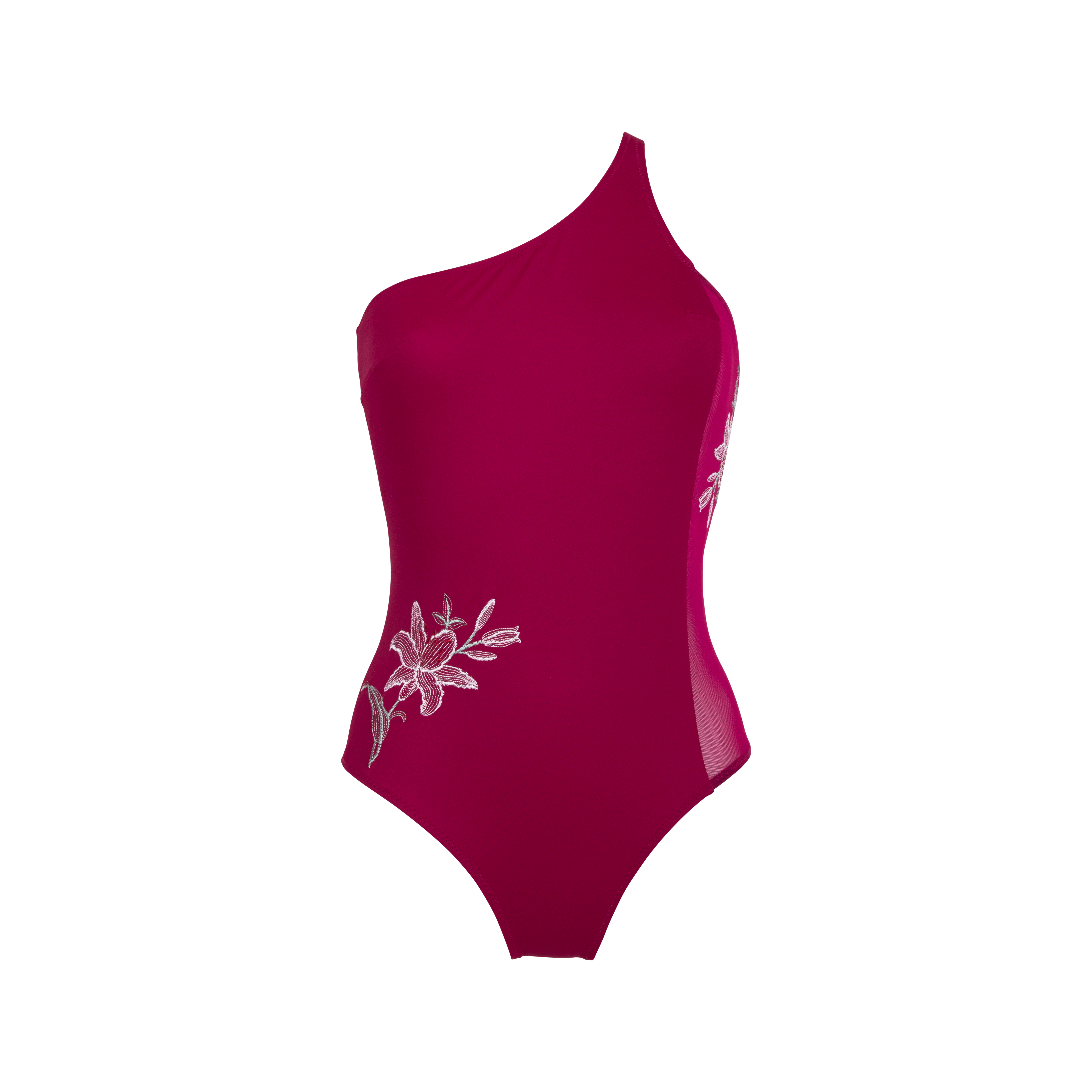 LILY IN CRANBERRY RED 00009
