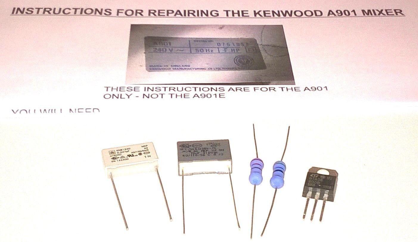 Kenwood Chef A901 Repair Kit