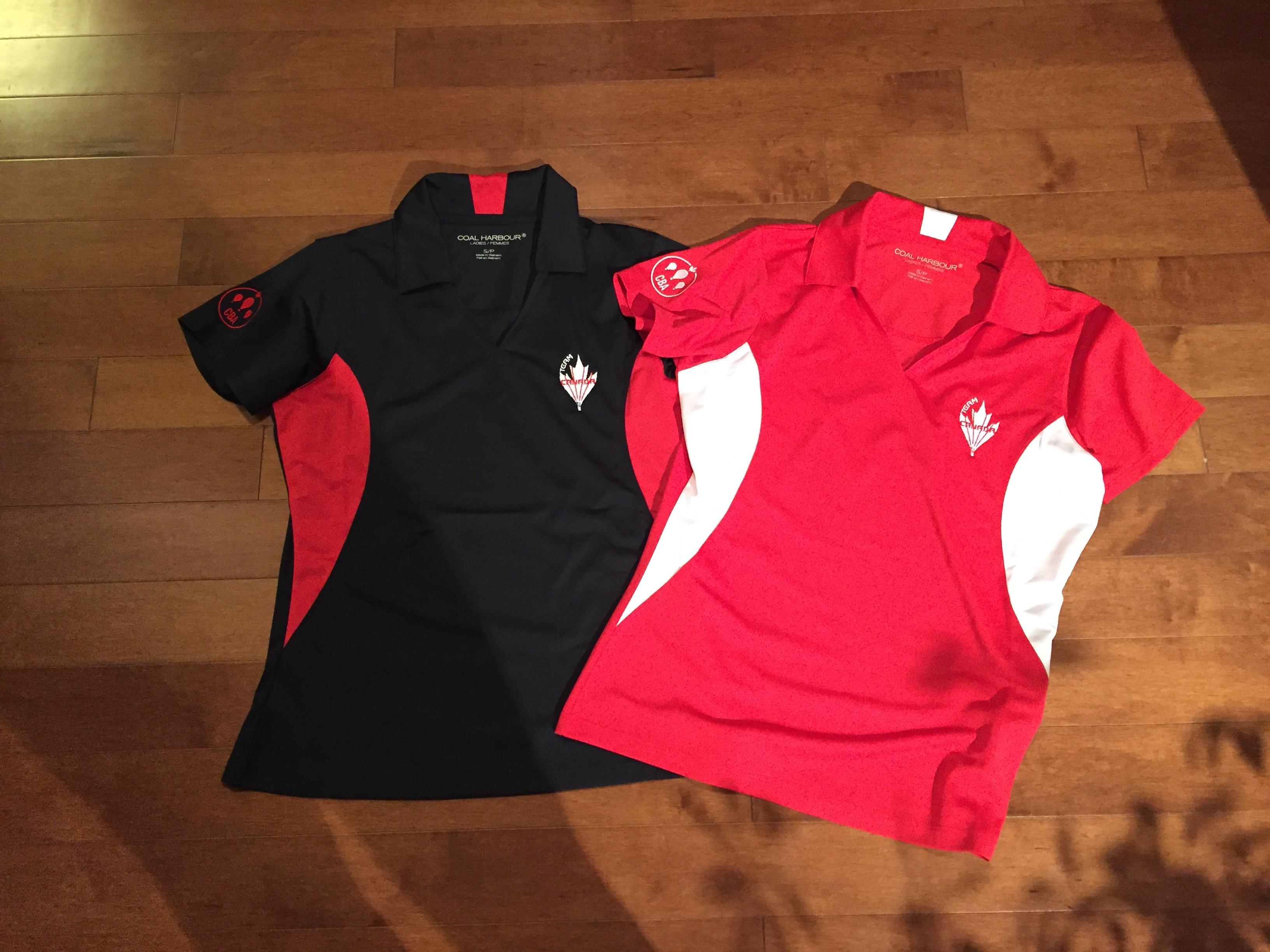 CBA Golf Shirt - Men's 00004