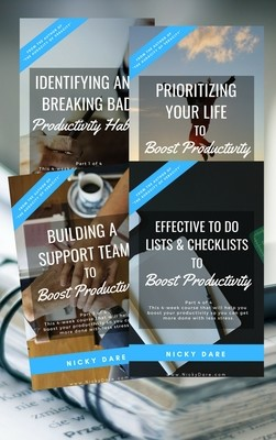 Full Set of 4 week course   Boost Productivity