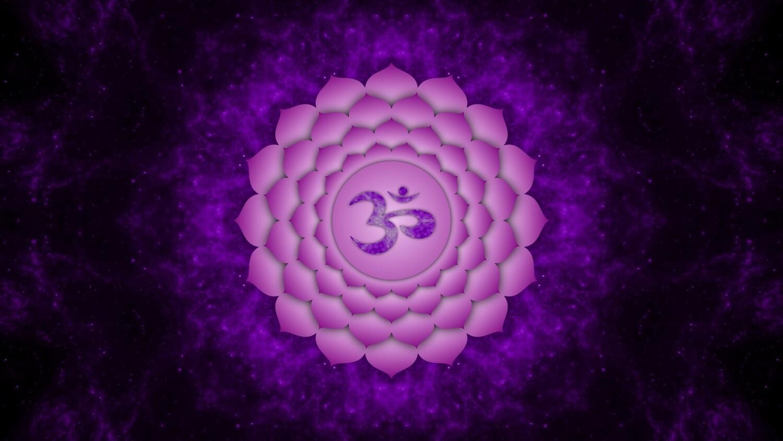 Crown Chakra Healing Meditation - Sahasrara - Chakra Series
