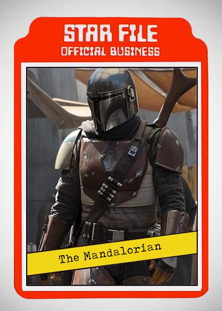 star wars card trader