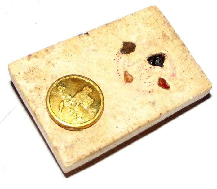 Somdej Kaiser Thai Buddhist amulet