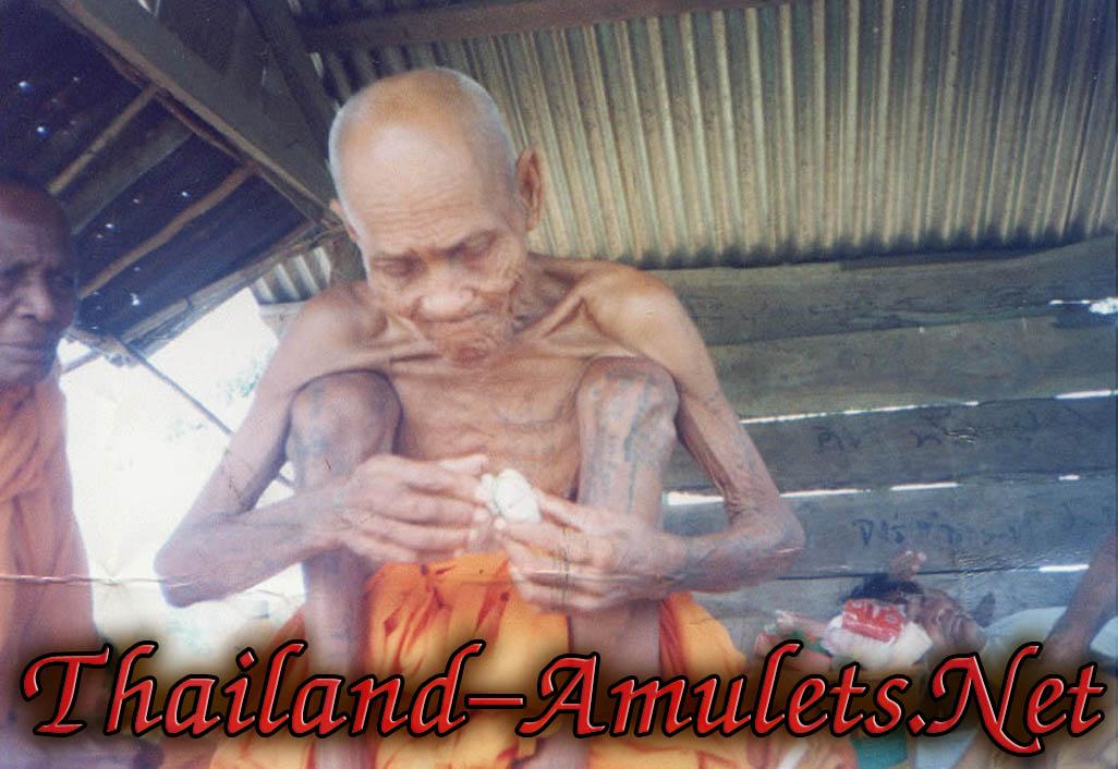 Luang Phu Suang tewada Len Din Ha Roi Pi