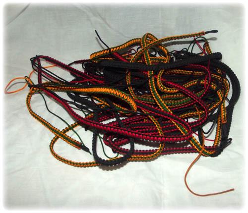 Takrut Belts