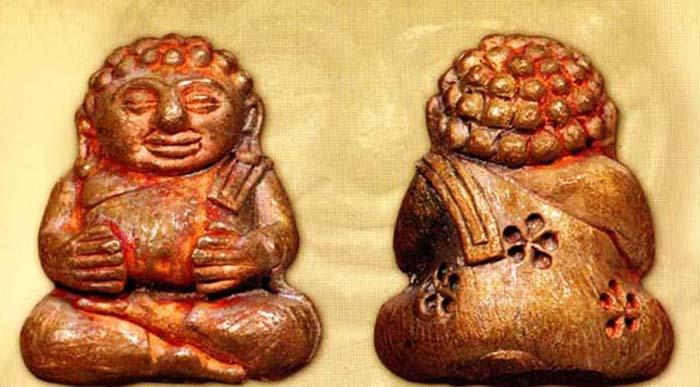 Thai Buddhist Amulet from Por Tan Bun Hai