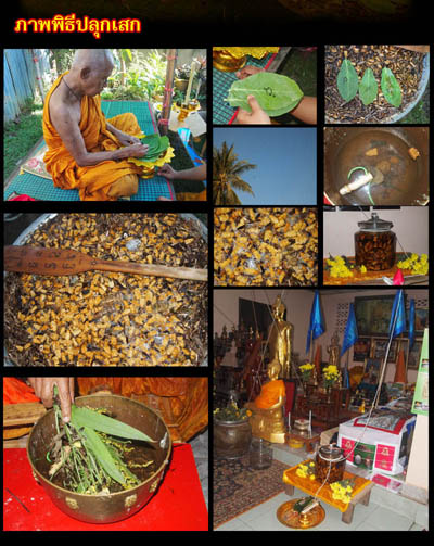Muan Sarn mixture and empowerments