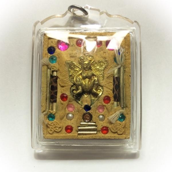 Paetch Payatorn Taep Jamlaeng Butterfly King Amulet