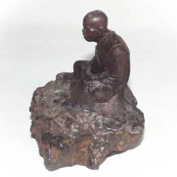 Por Tan Klai statue Lek Lai Kaya Siddhi Elemental Substance