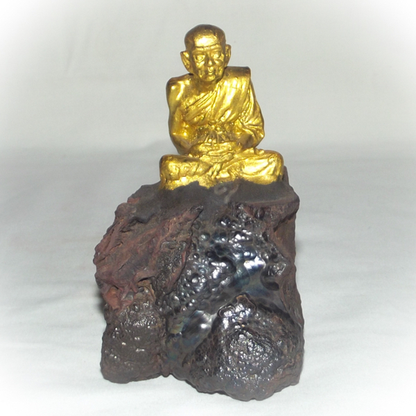 Luang Phu Tuad Lek Lai Kaya Siddhi Elemental Substance from Khao or Masters