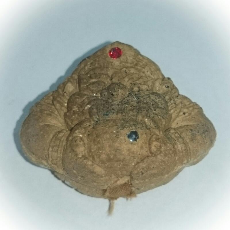 Pra Rahu Asura Deva amulet Kroo Ba Krissana Intawano