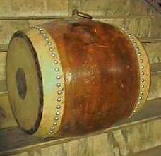 Glong Plae - Temple Drum