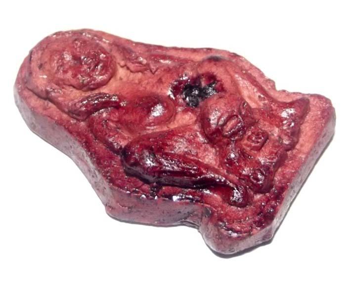 Mae Nang Prai Necromantic Love Charm amulet