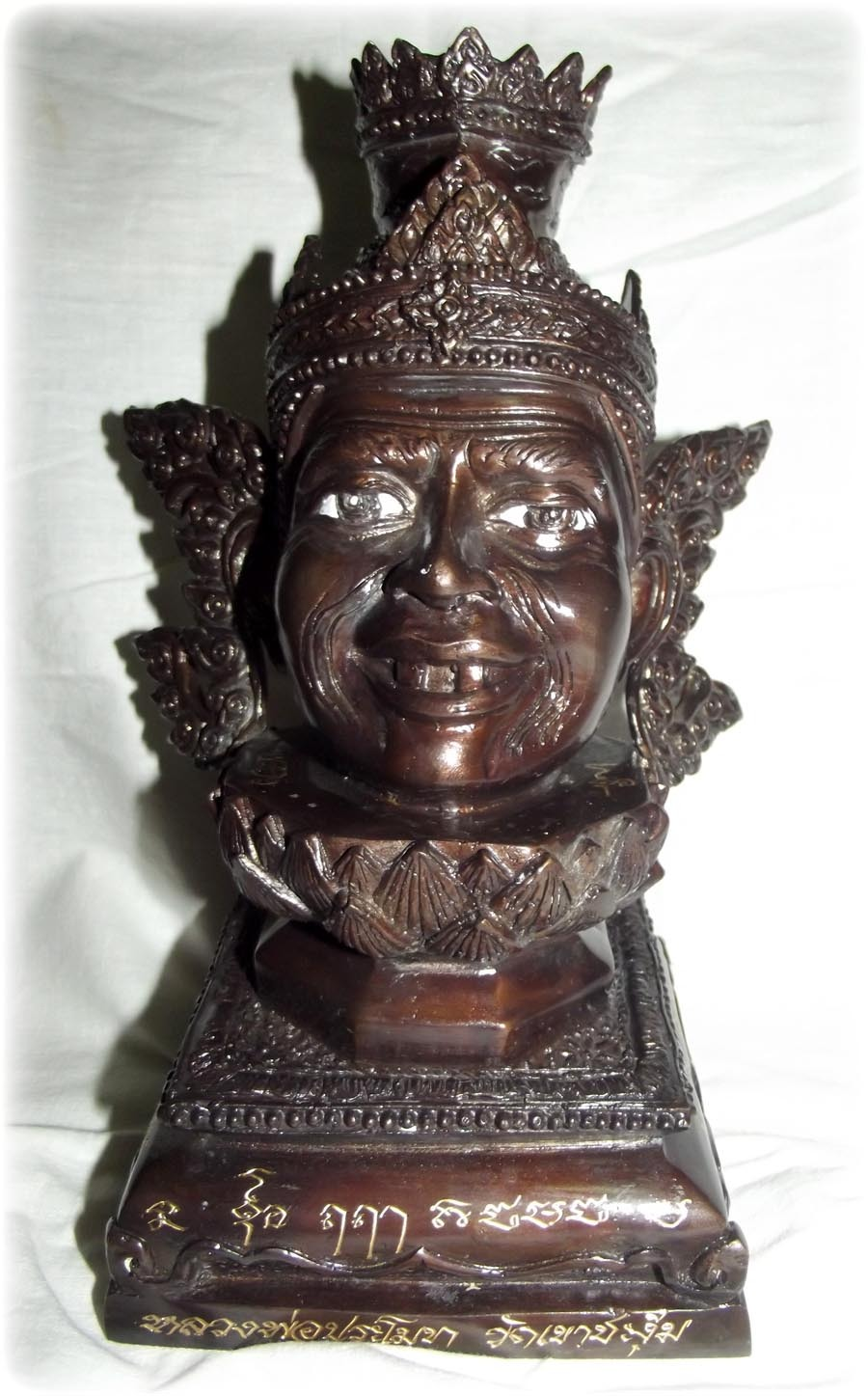 Thai Lersi Hermit God Mask