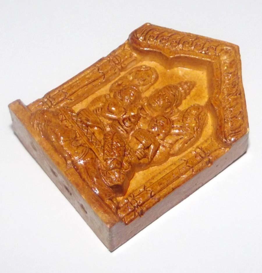 Kumarn Gao Gote edition Khun Phaen amulet by Luang Por Goy