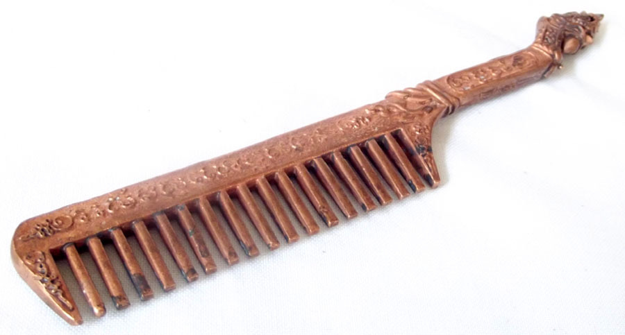 Thai Buddhist Lucky Comb Amulets