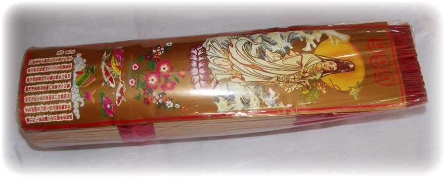 999 Brand Kwan Yin Sandalwood Incense