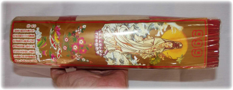 Thai Buddhist Incense