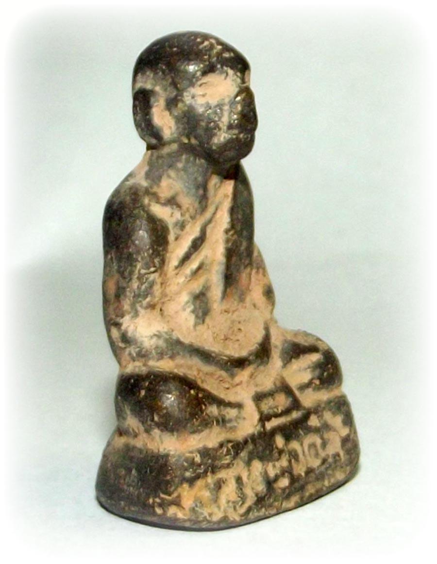 Por Tan Klai Loi Ongk Statuette Thai Buddhist Amulet