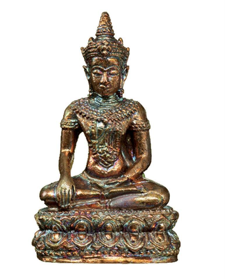 Pra Kring Dhammika Racha Sethee Nang Paya (Nuea Samrit)