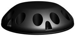 Air-Only Low Profile Black DSLP Black