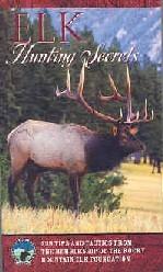 Elk Hunting Secrets Book