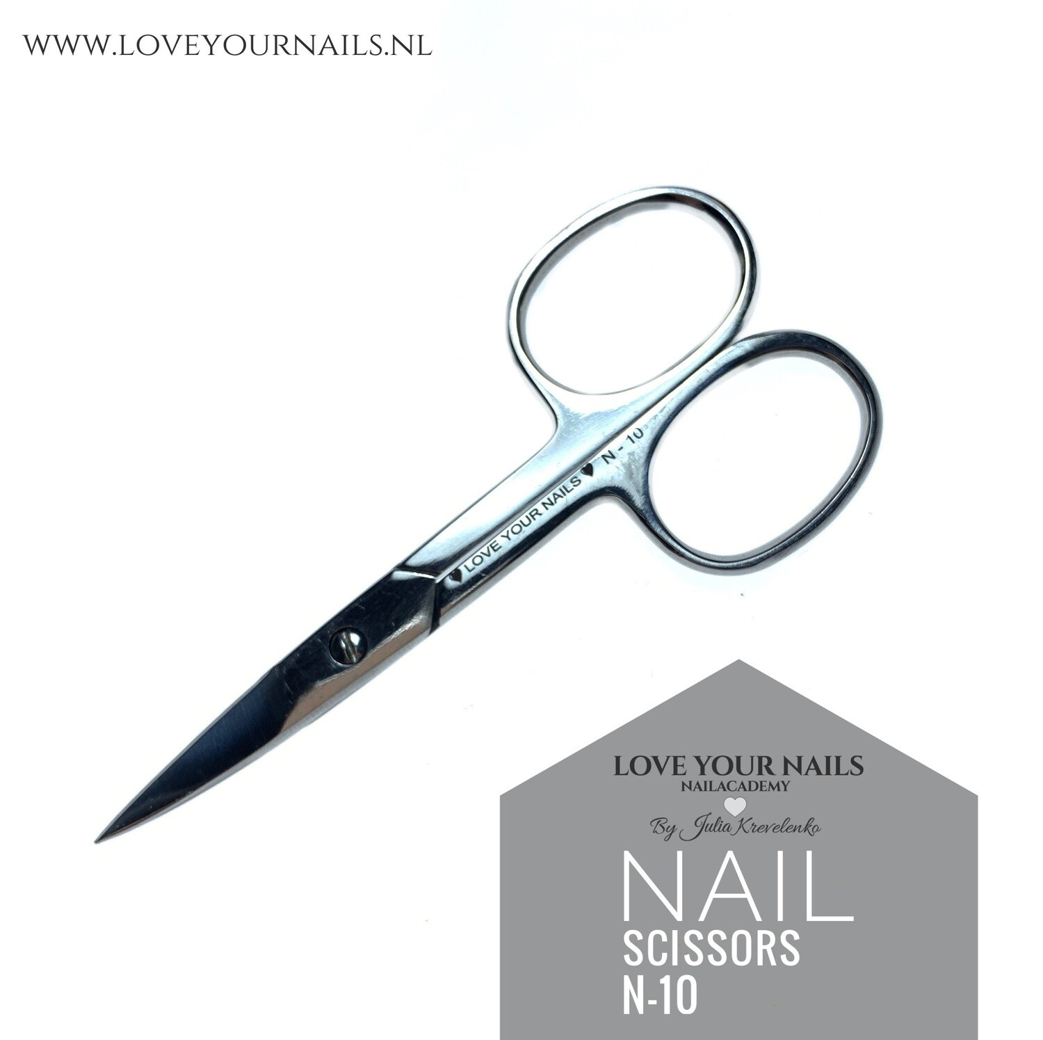 ZOHL Solingen Nail Scissors SHARPtec Made in Germany