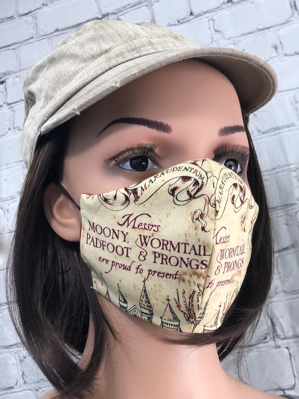Harry Potter Maske Corona