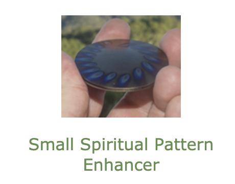 Spiritual Pattern Enhancer - Store - Teslas Plates Australia