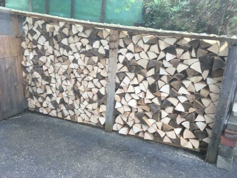 1 Ster Holz 33 cm oder 50 cm