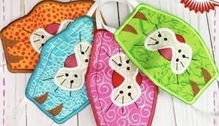 Kinder-Masken (personalisierbar)