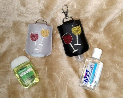 Hand-Desinfektionsmittel-Halter