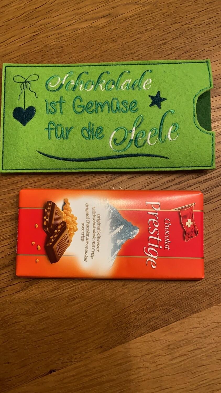 Schokoladen-Hülle