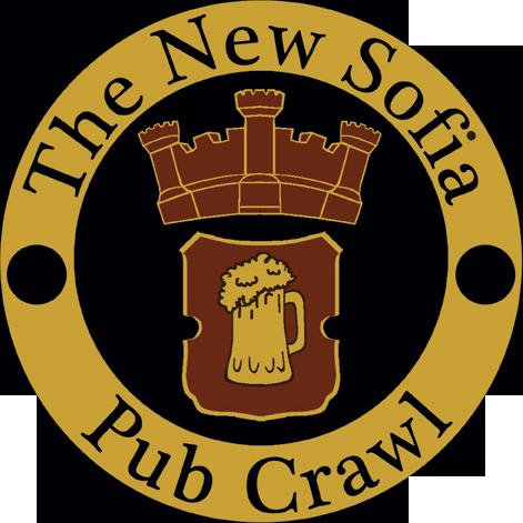 The New Sofia Pub Crawl 00001