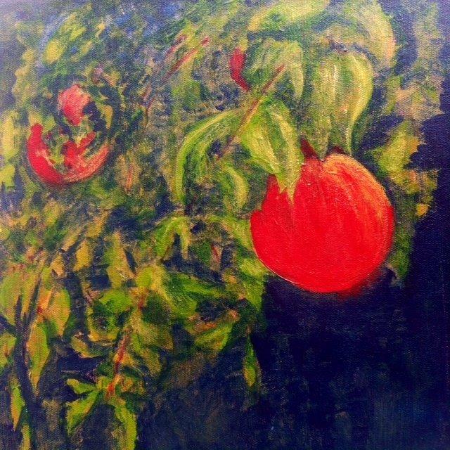 Rimonim/Pomegranates 104