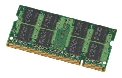 DIMM  2 x 1 GB DDR2-800 Kit, Arbeitsspeicher