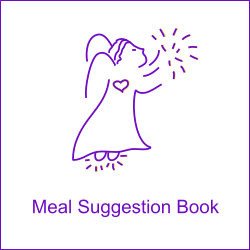 Meal Suggestion Book - Divination e-Book DIV-MEAL-SUGGESTION