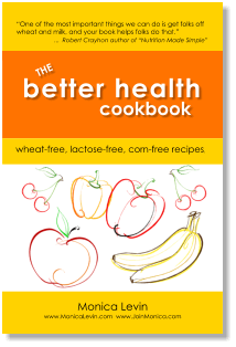 Food allergy recipe books e book the better health cookbook forumfinder Image collections