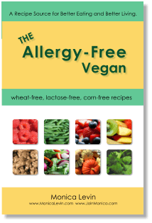 Food allergy recipe books e book the allergy free vegan forumfinder Image collections