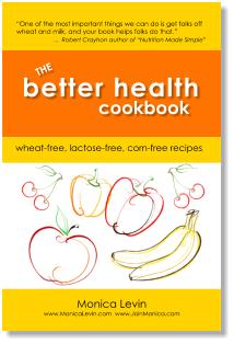 e-book The Better Health Cookbook eBKBETTER