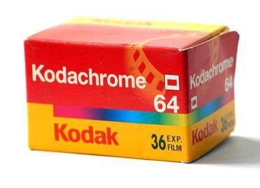 Kodachrome Process to Black and white Negative, Develop and Print 36exp
