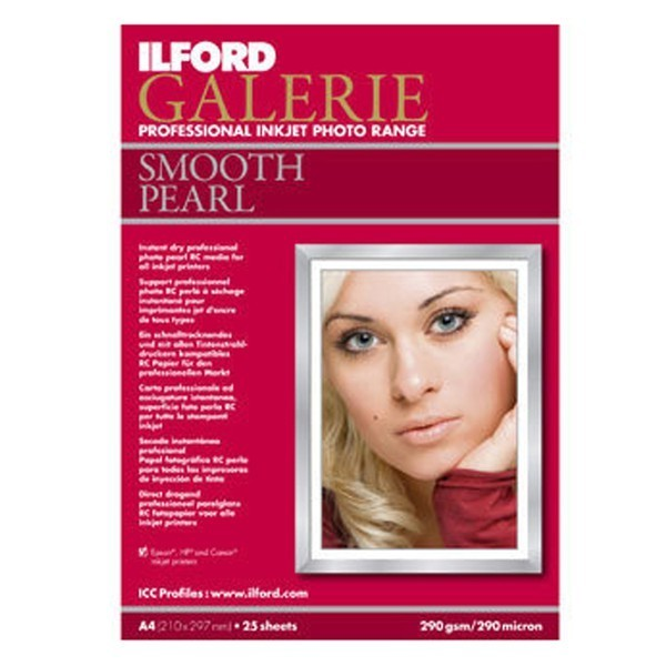 Ilford Galerie Smooth Pearl A4 25 Sheets