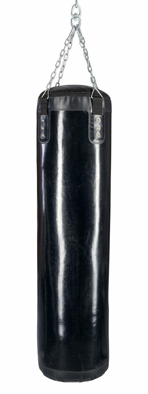 PHOENIX Allround Boxsack Ungef/üllt Schwarz 160cm