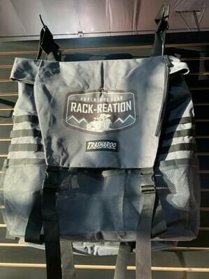 Trasharoo - Logo - Rack-Reation -Grey