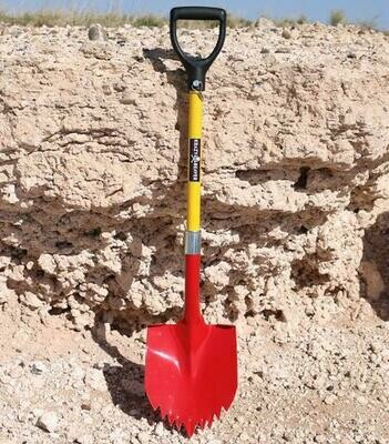 Krazy Beaver Shovel (Red Head/Yellow Handle)-45631