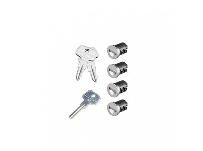 SKS Lock Cores - 4pk-Yakima