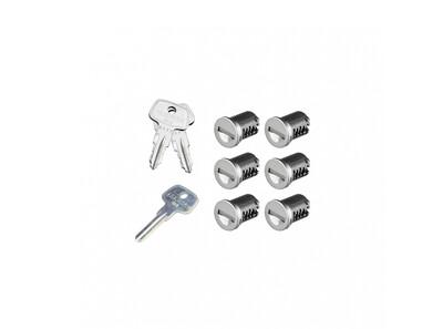 SKS Lock Cores - 6pk-Yakima