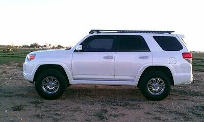 Toyota 4Runner Gen 5 Utility Flat Rack w/sunroof  (2010-2016) 91
