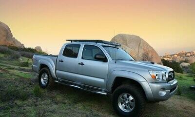 Toyota Tacoma 4 Door Gen 2 Flat (utility) Rack 60