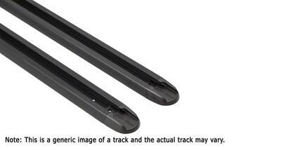 RTV Track Set  1680MM Black